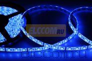 LED лента герметичная в силиконе, ширина 10 мм, IP65, SMD 5050, 60 диодов/метр, светоотдача 18 LM/1 LED12V, цвет светодиодов RGB LAMPER