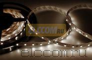 LED лента открытая, IP23, SMD 3528, 60 диодов/метр, 12V, цвет светодиодов белый NEON-NIGHT