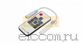 Миниконтроллер Радио (10 кнопок) для RGB лент и модулей NEON-NIGHT