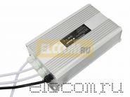 Источник питания 24V, 200W с проводами, влагозащищенный (IP67) алюминиевый корпус