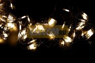 Гирлянда - сеть Чейзинг LED 2*3м (432 диода), КАУЧУК, ТЕПЛО-БЕЛЫЕ диоды