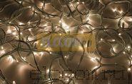 """Гирлянда """"Дюраплей LED"""" 20м 200 LED белый КАУЧУК тепло-белая NEON-NIGHT"""