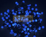 """Гирлянда """"LED - шарики"""", Ø17,5мм, 20 м, цвет свечения синий, 24В, Neon-Night"""