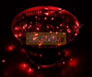 """Гирлянда """"Твинкл Лайт"""" 10 м, 100 диодов, цвет красный, Neon-Night"""