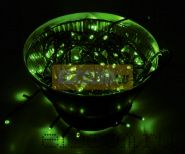 "Гирлянда ""Твинкл Лайт"" 10 м, 100 диодов, цвет зеленый, Neon-Night"