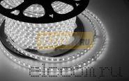 LED лента Neon-Night, герметичная в силиконовой оболочке, 220V, 10*7 мм, IP65, SMD 3528, 60 диодов/метр, цвет светодиодов белый, бухта 100 метров