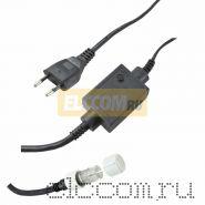 """Контроллер для LED гирлянд """"СЕТОК"""" 3W, 340W, 4 выхода, 8 программ NEON-NIGHT"""