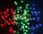 "Гирлянда ""LED - шарики"", RGB, Ø13 мм, 5 м, Neon-Night"